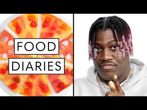 Everything Lil Yachty Eats in a Day | Food Diaries: Bite Size | Harper's BAZAAR