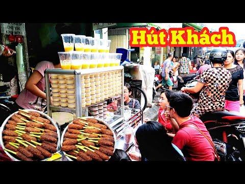 Những món ăn Hút khách Nhất khu phố ẩm Thực Sài Gòn | Saigon Travel