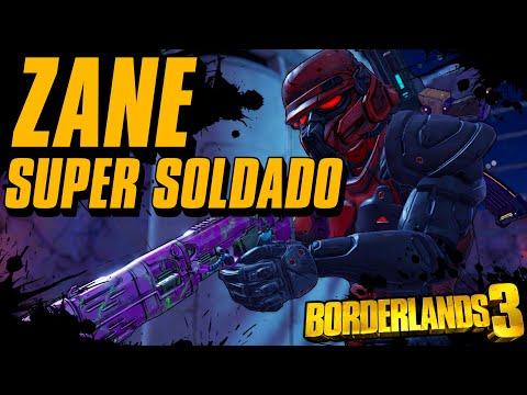 Zane Super Soldado