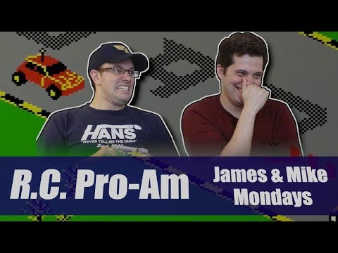 R.C. Pro-Am for NES with James Rolfe and Mike Matei
