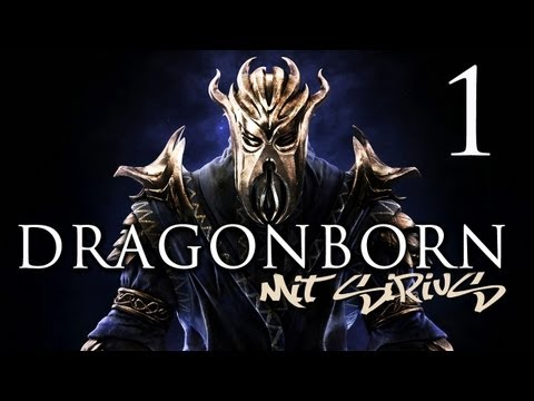 Let´s Play SKYRIM Dragonborn - Part 1 [Xbox 360][1080p]