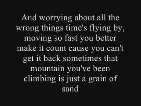 So Small - Carrie Underwood with lyrics