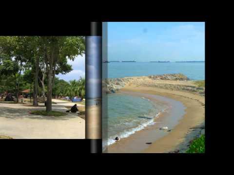 East Coast Park in singapore - east coast park bicycle rental