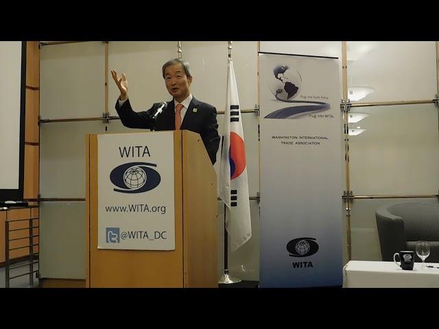 9/11/17 - Discussion with Ambassador Ahn Ho-Young - Q&A