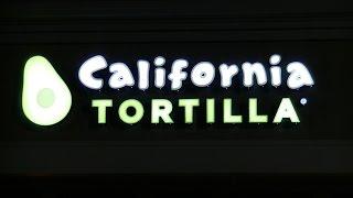 Sas Takeout 2nite: California Tortilla