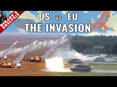 EU vs US: Hypothetical war explored (part 2/2)