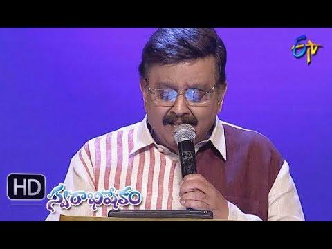 Snehanikanna Minna Song | SP Balu Performance | Swarabhishekam | 21st  October 2018 | ETV Telugu