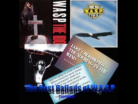 W.A.S.P : Ballads Colletion
