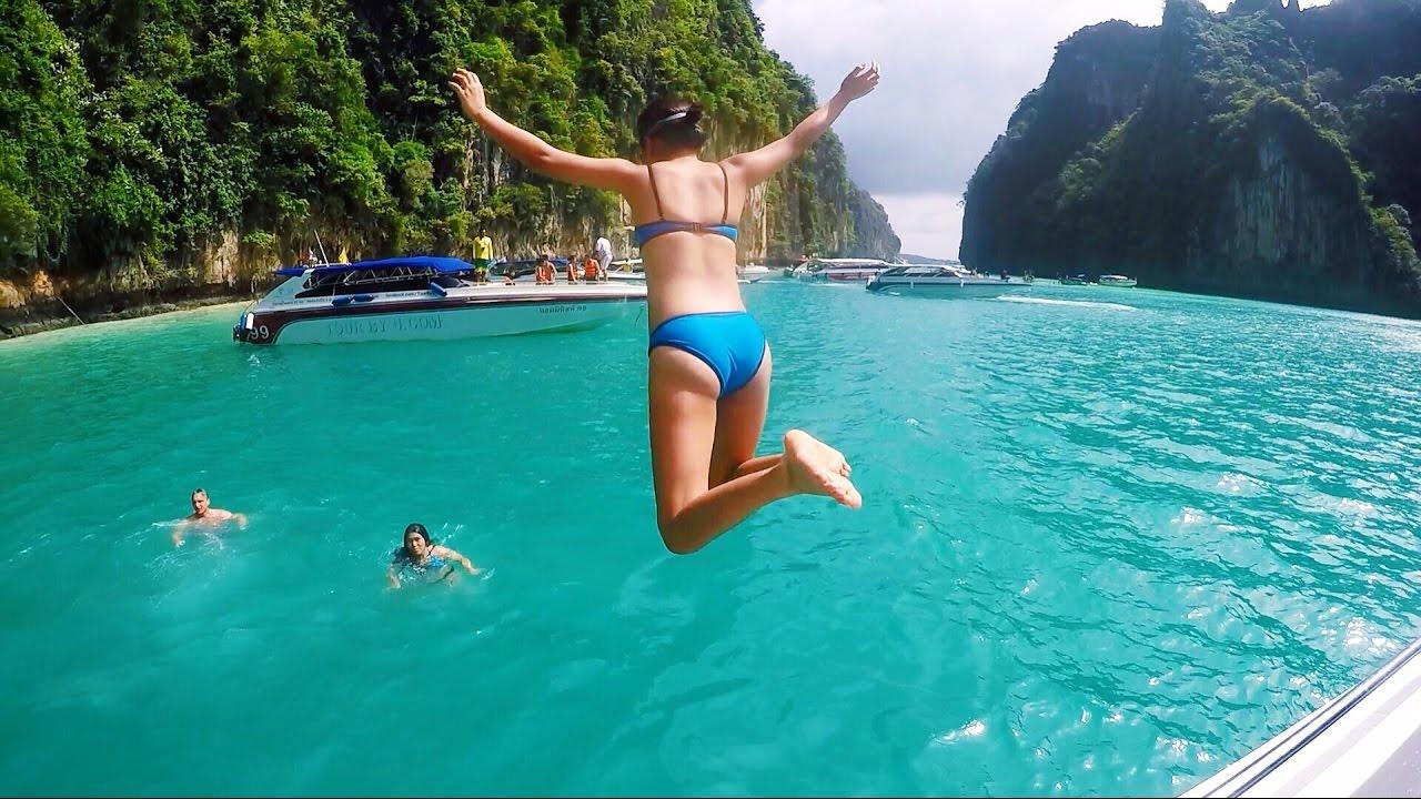 Phi Phi Island Tour You Tube