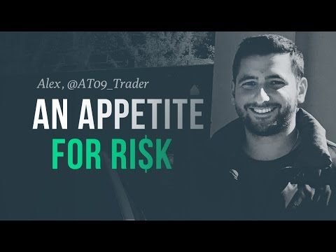 Hitting hard when opportunity arises · Day trader, Alex (@AT09_Trader)