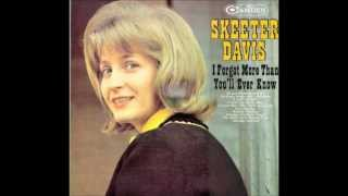 Skeeter Davis - The Hand You