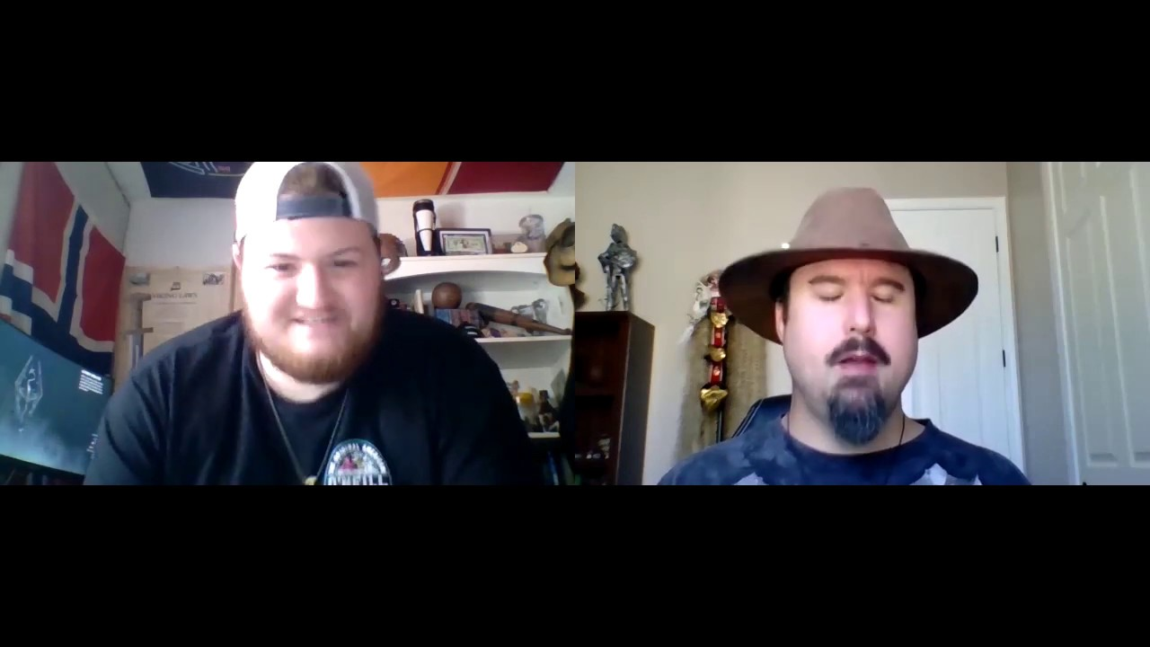 The Lifting, Episode #87: Disclosure in the Media, Video Games, The Elder Scrolls III, Morrowind