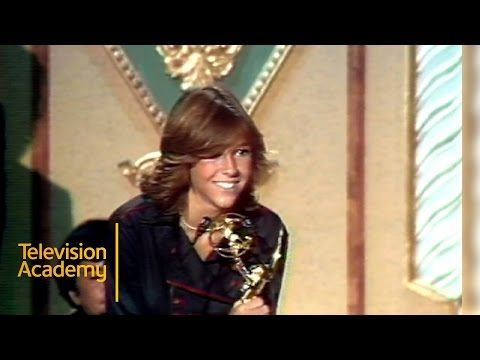Kristy McNichol Wins Outstanding Supporting Actress in a Drama Series  Emmys Archive 1979