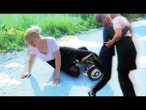 Ucim mamu hoverboard-at !