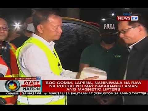 Pres. Duterte, ipinag-utos ang pag-aresto sa dating Customs Intelligence Officer na si Jimmy Guban