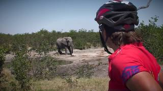 Cycling Africa in 2018 on the Tour d'Afrique