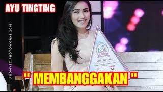 Bangga Ayu Tingting Raih Penghargaan Di Nominasi Social Media Awards MP3