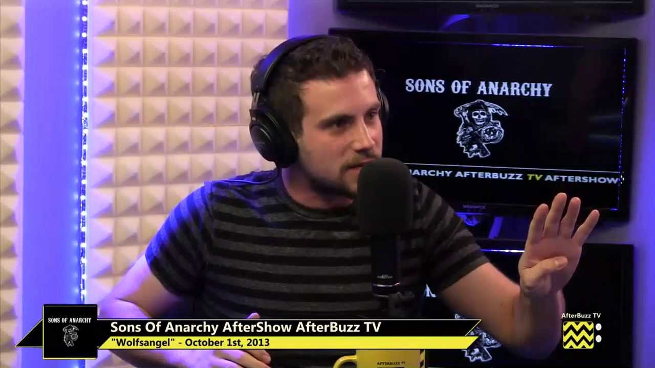 """Download Sons of Anarchy After Show Season 6 Episode 4 """"Wolfsangel""""   AfterBuzz TV"""