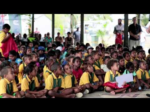 The Cathy Freeman Foundation - Coaching a New Generation of Leaders