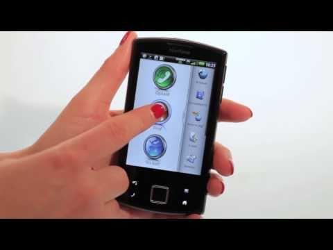 Garmin-Asus nüvifone A50 - opsætning til navigation