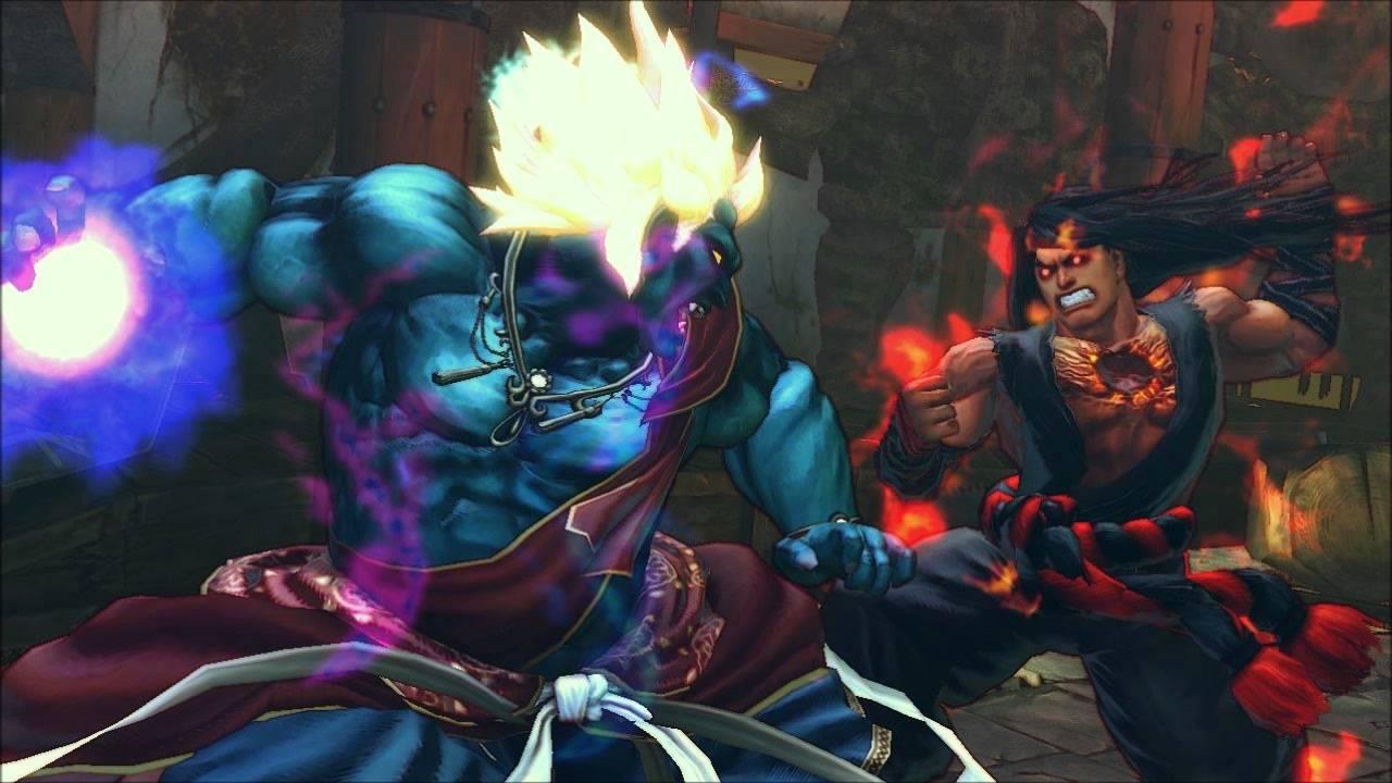 Ssfiv Evil Ryu Theme Remix Youtube