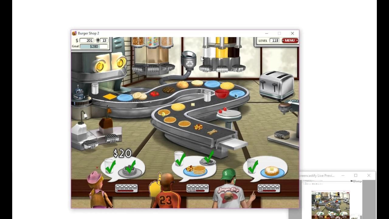 Iwin games burger shop 2 precrack - kritfahrbebe's blog