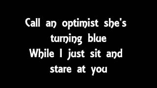 A Perfect Circle Blue Lyrics