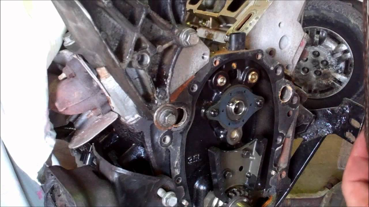 How to install aftermarket cam shaft  YouTube