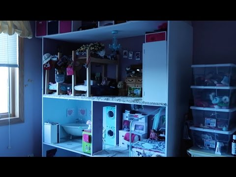 american girl doll house tour 2017 youtube