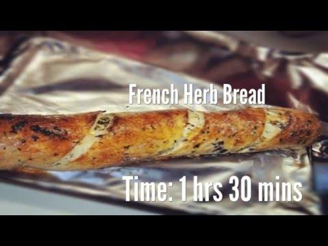 French Herb Bread Recipe