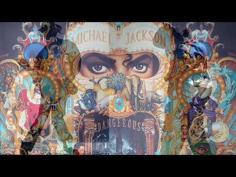 Michael Jackson Dangerous This Is It Snippet Part 1