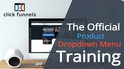 [Official Training]: How To Add Product Dropdown Menu In Clickfunnels