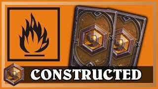 Hearthstone: Flammable Cards (Mage Constructed) thumbnail