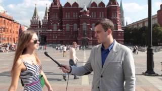 Москвичей спросили о Москве