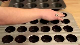 How To Bake Gluten Free, Vegan, Cranberry-orange Muffins
