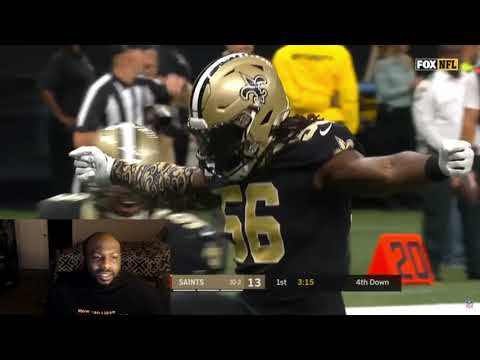 Game Of The Year??? 49ers Vs Saints Highlights Reaction