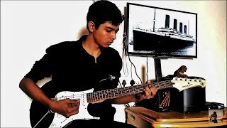 My Heart Will Go On - Titanic - Electric Guitar Cover by Sudarshan