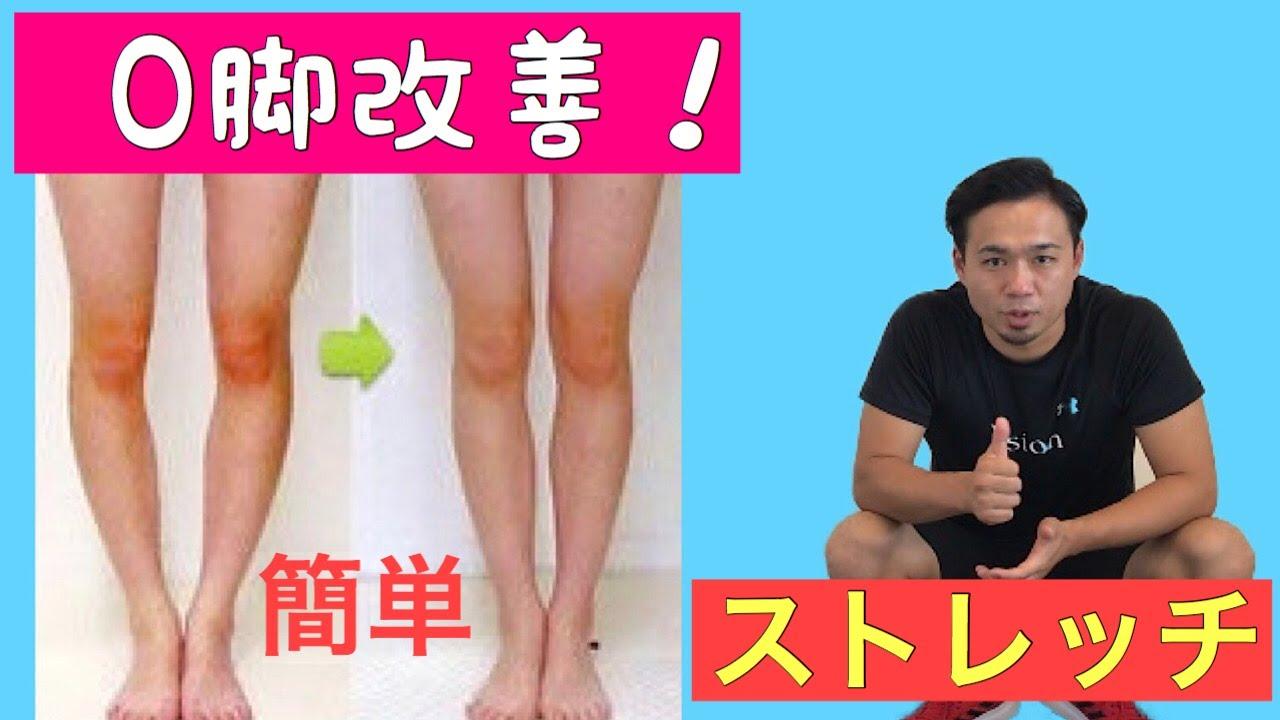 O 脚 改善 【O脚の方は必見!】O脚の解剖学(改善するO脚と改善しないO脚)を解...