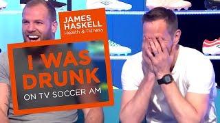 I Was Drunk On Tv Soccer Am