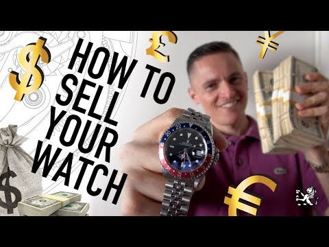 The 3 Best Ways To Sell Your Watch & Get The Most Money Safely GIAJ#11