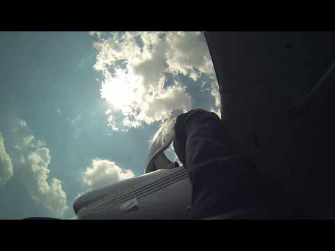 Diamond DA40 - Student Pilot - Transition Training - First Flight - Patterns