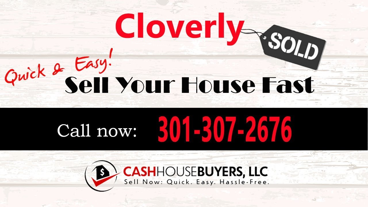 HOW IT WORKS We Buy Houses Cloverly MD   CALL 301 307 2676   Sell Your House Fast Cloverly MD