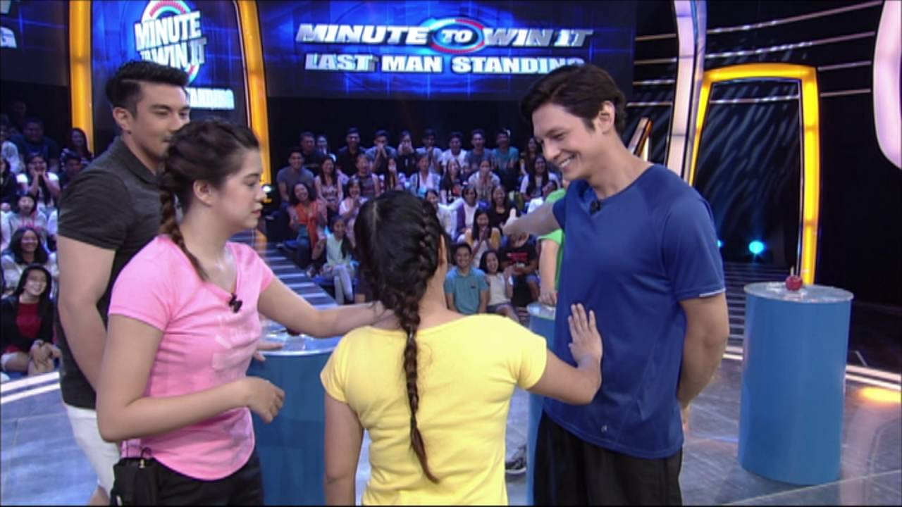 Minute To Win It - Last Man Standing: Tuloy ang Saya!