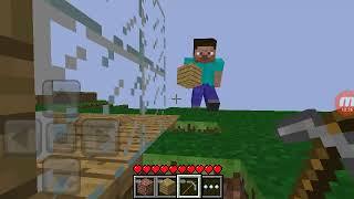 Minecraft demo: Embusca do herobrine - o começo #1 (MINECRAFT POCKET EDITION DEMO)