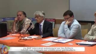 Les 30 ans d'ASSECO - LA BANQUE DE FRANCE par M. BOUREOUX, directeur de l'Unité d'Auxerre