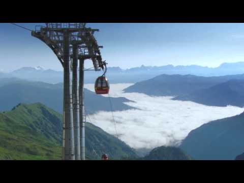 Kitzsteinhorn , Zell am See , Kaprun , Austria , ski ,  Imagefilm.mov