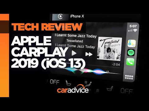 Apple CarPlay (iOS 13) review 2019: New design, dark mode, better