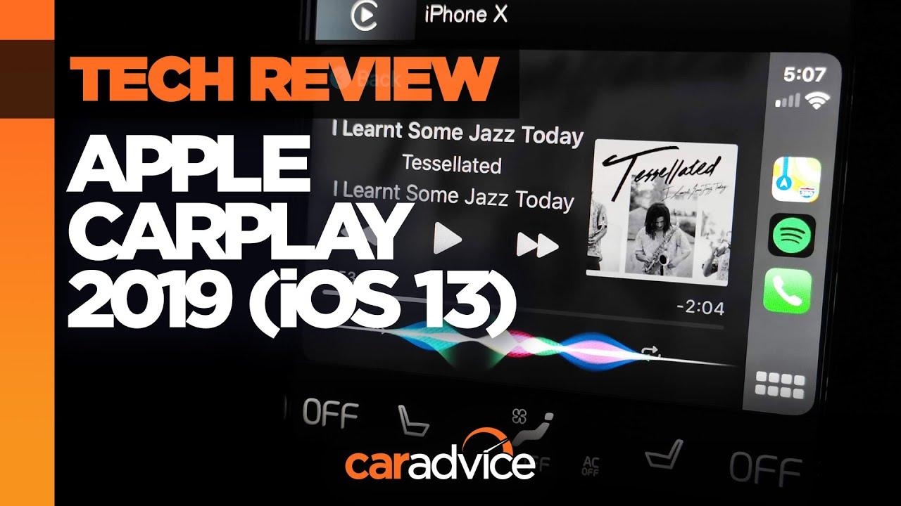 Apple CarPlay (iOS 13) review 2019: New design, dark mode, better