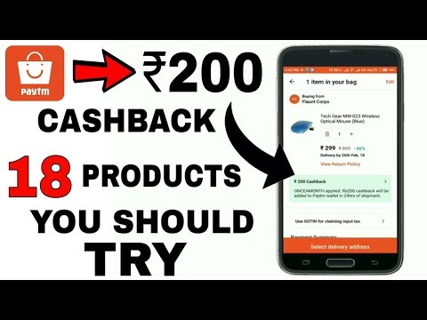 Paytm Mall 18 New Selected Products You Should Buy || Free Shipping [100% Discount] || Techrishu