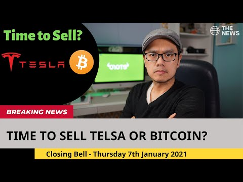 Time To Sell Tesla Or Bitcoin?